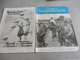 L' ILLUSTRATION 28 JUIN 1947-Truman Bevin De Gaulle Chateaudun Strasbourg Colette Poligny Marquet Gers Armagnac Eauze - Journaux - Quotidiens