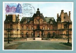 Carte Maximum 1979 - Chateau De Maisons Laffitte - YT 2064 - 78 Maisons-Laffitte - 1970-79