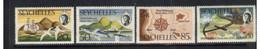 (Stamps 26-10-2020) Seychelles Island Stamps (4 Birds) - Seychellen (1976-...)