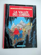 COLLECTOR - Hergé -  Les Aventures De Jo ,Zette Et Jocko - La Vallée Des Cobras( 1957 )  - Chez  Casterman - - Hergé