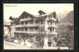AK Champéry, Hotel De Champéry - VS Valais