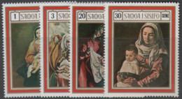 Samoa - #317-20(4) - MNH - Samoa