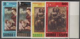 Samoa - #352-55(4) - MNH - Samoa