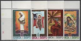 Samoa - #424-27(4) - MNH - Samoa
