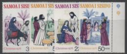 Samoa - #442-45(4) - MNH - Samoa