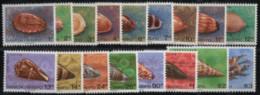 Samoa - #478-94(17) - MNH - Samoa