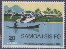 Samoa - #C5 - MNH - Samoa