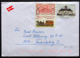 Denmark 2014  Letter   ( Lot 2041 ) - Cartas