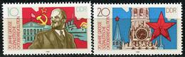 DDR - Mi 3130 / 3131 - ** Postfrisch (E) - 10-20Pf     Oktoberrevolution In Russland - Neufs
