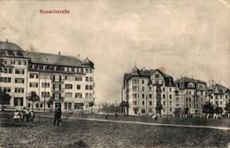 78046- Lachen Vonwil Vonwilstrasse Kanton St. Gallen 1912 - SG St. Gallen