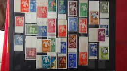 G213 Grosse Collection EUROPA ** Dont Beaucoup De Bonnes Valeurs Et Blocs. Côte +++  . A Saisir  !! - Collections (en Albums)