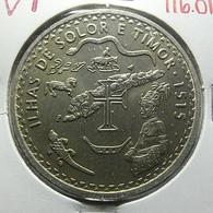 Portugal 200 Escudos 1995 Ilhas De Solor E Timor - Portugal