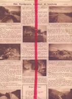Orig. Knipsel Coupure Tijdschrift Magazine - Canne Kanne - Instoting Zandgroeve De Muizenberg - 1926 - Unclassified