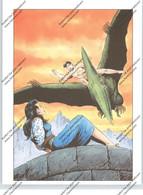 COMIC - Intercomic Eintrittskarte 2005, FALK - Comicfiguren