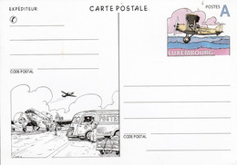 LUXEMBOURG ENTIER NEUF COURRIER POSTAL - Enteros Postales