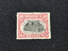 Belgique/ OC73 .Malmédy. - [OC38/54] Ocupacion Belga En Alemania