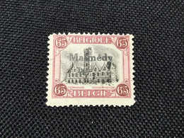 Belgique/ OC74 .Malmédy. - [OC38/54] Ocupacion Belga En Alemania