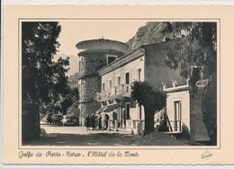 CORSE CPSM  Dentelée  GOLFE De PORTO - L' Hotel De La Tour - Andere Gemeenten
