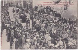 54. LUNEVILLE. Obsèques Solennelles Des Victimes Du Bombardement - Luneville
