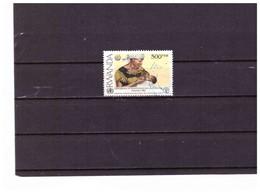 XX2599  -  RWANDA   /  CAT. Y&T.  Nr. 1316D  USATO - 1990-99: Oblitérés