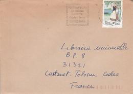 FINLANDE LETTRE POUR LA FRANCE 1989 - Lettres & Documents