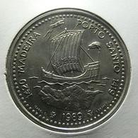 Portugal 100 Escudos 1989 Porto Santo - Portugal