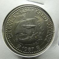 Portugal 100 Escudos 1987 Gil Eanes - Portugal