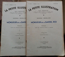 C1 INDOCHINE CAMBODGE Groslier MONSIEUR DE LA GARDE ROI Petite Illustration FOUQUERAY Port Inclus France - Libri, Riviste, Fumetti