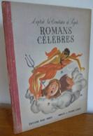 """Comtesse De Ségur, 2 Titres Imagés Par Pierre Leroy """"Les Deux Nigauds"""" + """"Un Bon Petit Diable"""" - Libri, Riviste, Fumetti"""