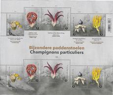 Belg. 2020 - Champignons Particuliers ** - Nuevos