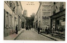 Sucy Rue Du Moutier - Sucy En Brie