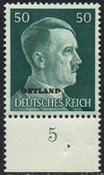 DR, Besetzungen 2.WK, Ostland 1941, MiNr 16, Postfrisch - Occupazione 1938 – 45