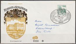 BRD FDC 1978 Nr. 999 Burgen Und Schlösser Burg Lichtenberg ( D 2688 )  Günstige Versandkosten - FDC: Sobres