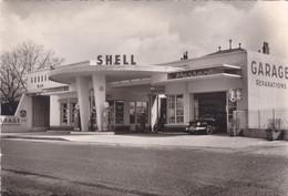 (8)   MONTELIMAR - Garage Benoit - Concessionnaire Panhard, Piste Shell Couverte - Montelimar