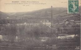 15 -  MASSIAC (Cantal)  L'Usine Franco-Italienne - Importante Fonderie De Minerais - Allagnon - Altri Comuni
