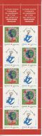 """BC 3991 Y.T. Neuf ** 2006 N°3991 à 3992 Carnet Croix-Rouge """"Dessine Ton Vœu Pour Les Enfants Du Monde"""" 2006 - Rode Kruis"""