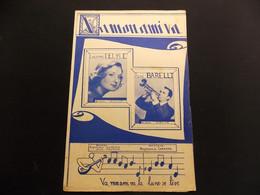 Partition Va Mon Ami Va La Lune Se Leve L Delyle A Barelli - Music & Instruments