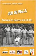 JEU DE BALLE 1943-44-45 - Sport