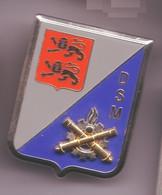 A29 Broche Insigne Armée Terre Ecole Défense NBC Détachement Soutien Du Matériel Signé Drago G4064 Achat Immédiat - Esercito