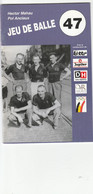 JEU DE BALLE 1947 - Sport
