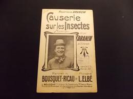 Partition Répertoire Dranem Causerie Sur Les Insectes - Music & Instruments