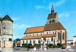 1 AK Frankreich *  Sommevoire Mit Der Kirche Notre-Dame - Seit 1909 Monument Historique - Département Haute Marne * - Other Municipalities