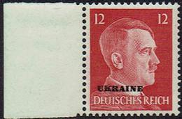 DR, Besetzungen 2.WK, Ukraine 1941, MiNr 20, Postfrisch - Occupazione 1938 – 45
