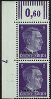 DR, Besetzungen 2.WK, Ukraine 1941, MiNr 5, Postfrisch - Occupazione 1938 – 45