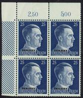 DR, Besetzungen 2.WK, Ukraine 1941, MiNr 13, Postfrisch - Occupazione 1938 – 45
