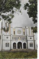 Burkina Faso OUAGADOUGOU La Cathédrale 1957   2 Scans .....G - Burkina Faso