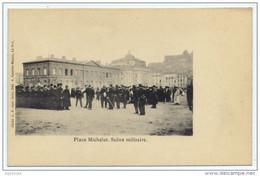 LE PUY - Place Michelet - Scène Militaire - Le Puy En Velay