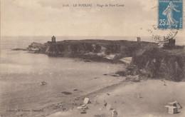 CPA - Le Pouldu - Plage De Port Castel - Le Pouldu