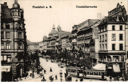 CPA AK Frankfurt Constablerwache GERMANY (1017706) - Frankfurt A. Main