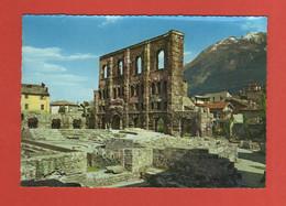 CP EUROPE ITALIE VAL D'AOSTA AOSTA 583 Amphithéatre Romain - Aosta